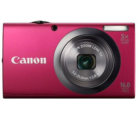 Picture of CANON PowerShot A2300 - rosso