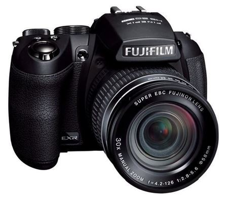 Picture of FUJIFILM FinePix HS25EXR - nero