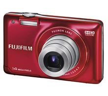 Picture of FUJIFILM FinePix JX500 - rosso