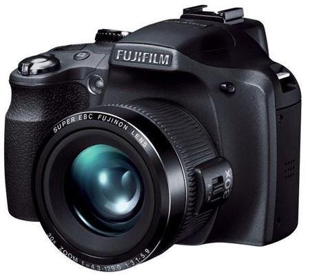 Picture of FUJIFILM FinePix SL300 - nero