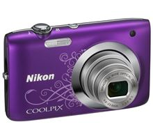 Picture of NIKON Coolpix S2600 - viola -
