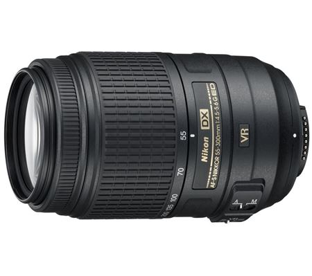 Picture of NIKON Obiettivo AF-S DX 55-300 mm f/4,5-5,6 ED VR