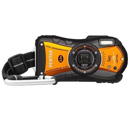 Immagine di PENTAX Optio WG-1 GPS - arancione
