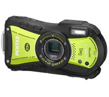 Picture of PENTAX Optio WG-2 - verde