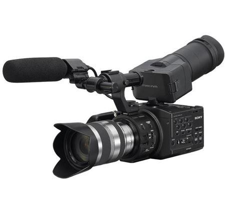 Immagine di SONY Videocamera ad alta definizione NEX-FS100EK + obiettivo 18-200 mm