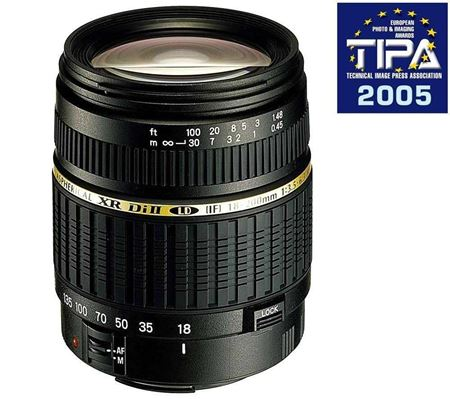Picture of TAMRON Obiettivo AF 18-200 mm F/3,5-6,3 XR Di II LD Asferico [IF] MACRO